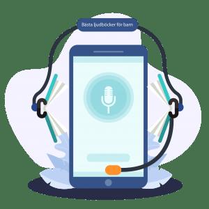 bästa appen för ljudböcker