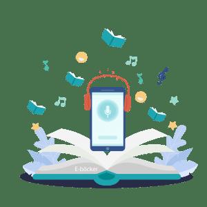 e-böcker är bättre än tryckta böcker