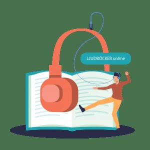 låna ljudböcker online gratis