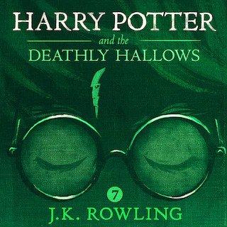Harry potter ljudbok