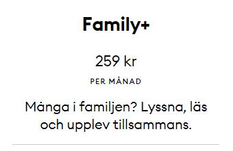 storytel family +